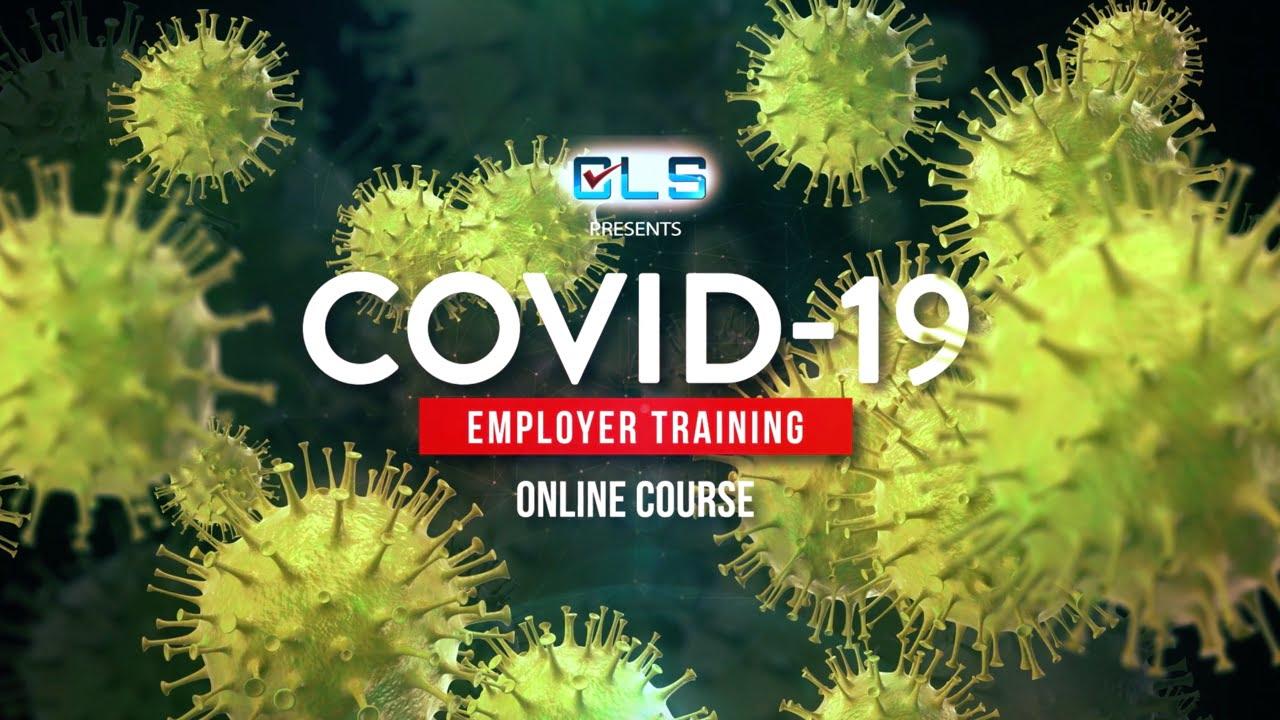 COVID-19 Employer Training